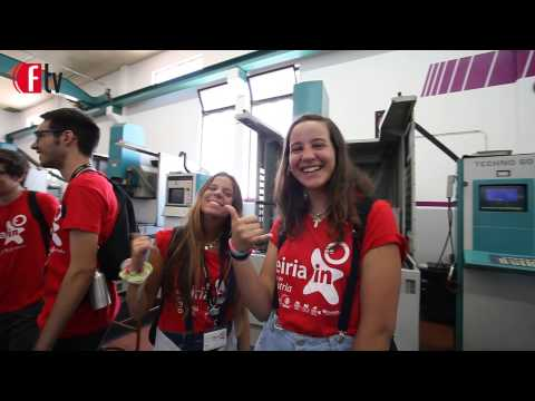 Vídeo Leiria-in, Semana da Indústria 2014