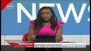 KTN Newsdesk Full Bulletin December 1st, 2015