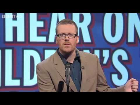 Mock the Week - UNLIKELY THINGS TO HEAR ON A CHILDREN'S TV PROGRAM - BBC Two