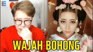 Video REAKSI ORANG KOREA ASTAGFIRULLAH MENONTON WAJAH BOHONG (MAKEUP CHALLENGE) MP3, 3GP, MP4, WEBM, AVI, FLV September 2018