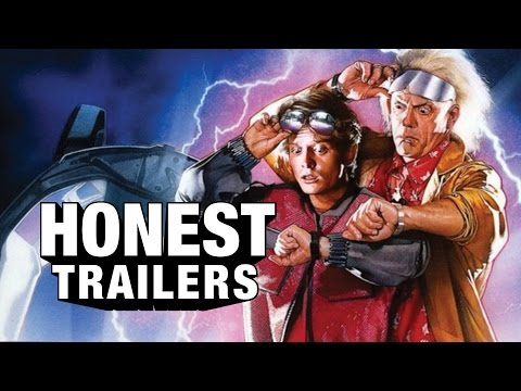 Honest Trailer Of Back To The Future