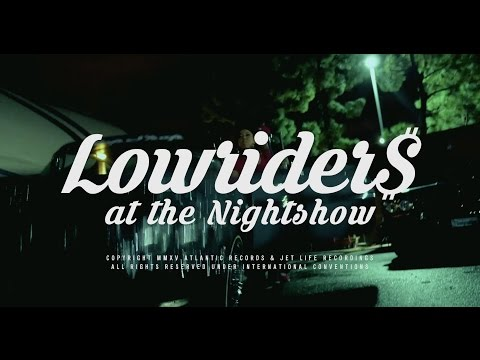 Lowriders at the Nightshow