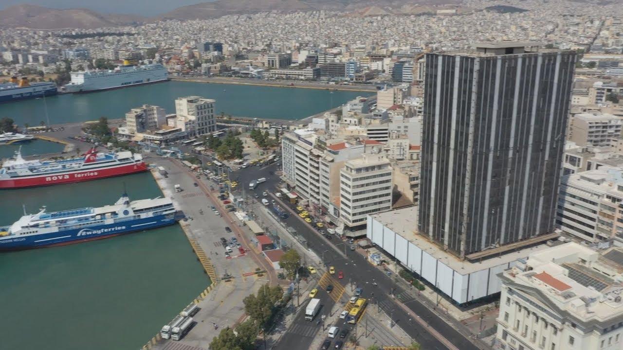 Αυτοψία του ΑΠΕ-ΜΠΕ: Έτσι θα αναγεννηθεί ο Πύργος του Πειραιά