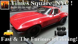 Nonton Fast & Furious 8 Filming In NYC | Times Square | July 9th, 2016 Film Subtitle Indonesia Streaming Movie Download