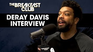 Video DeRay Davis On 'How To Act Black', Audition Stories, Comedy Beefs + More MP3, 3GP, MP4, WEBM, AVI, FLV Oktober 2018