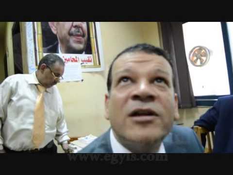 الحكم 21 سبتمبر فى اتهام العوضى باهانة القضاء
