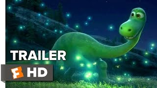 Nonton The Good Dinosaur Official Trailer #1 (2015) - Pixar Movie HD Film Subtitle Indonesia Streaming Movie Download
