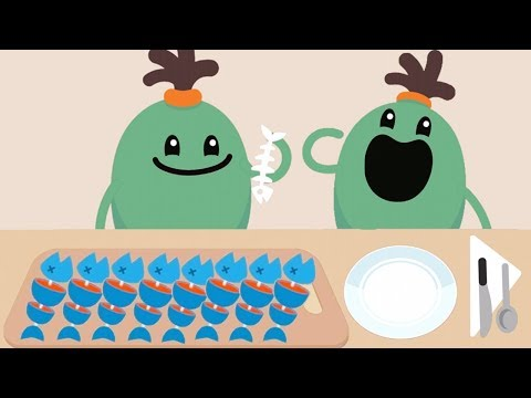 Play Fun Kitchen Foods Cooking Game - Dumb Ways JR Boffo's Breakfast