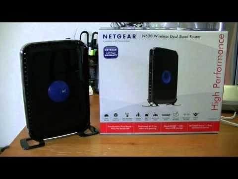 Netgear N600 Wireless Dual Band Router WNDR3400 Review