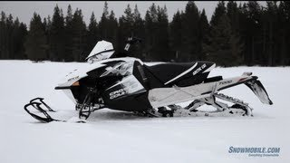 8. 2014 Arctic Cat XF 7000 Cross Country SnoPro