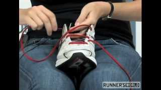 How to Lace Your Shoes to Reduce Foot Pressure - Runner's World
