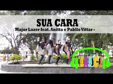 Sua Cara - Major Lazer feat. Anitta & Pabllo Vittar - Ritimo's Dance