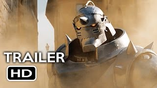 Nonton Fullmetal Alchemist Live Action Official English Trailer  2017  Action Movie Hd Film Subtitle Indonesia Streaming Movie Download