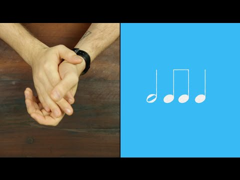 How to Read Music - Episode 4: Counting and Clapping