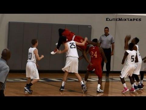 Basketball FAILS & Funny Moments - Elite Bloopers V6