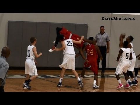 Basketball FAILS & Funny Moments Full HD 2015