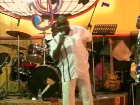 Marcel Boungou au Canaan Gospel Festival