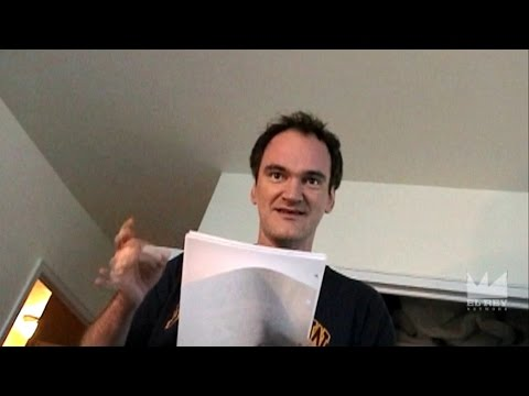 "Quentin Tarantino Reads A Draft Of ""Kill Bill"" To Robert Rodriguez (2001)"