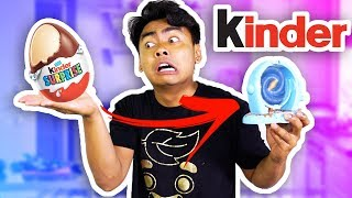 Video KINDER EGG SURPRISE TOY MAKER?! (Bizarre) MP3, 3GP, MP4, WEBM, AVI, FLV April 2018