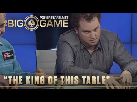 The Big Game S2 ♠️ E2 ♠️ Loose Cannon takes on Scott SEIVER ♠️ PokerStars