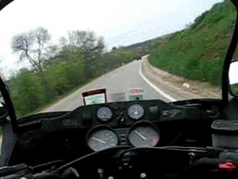 BMW R80RT. Portugal