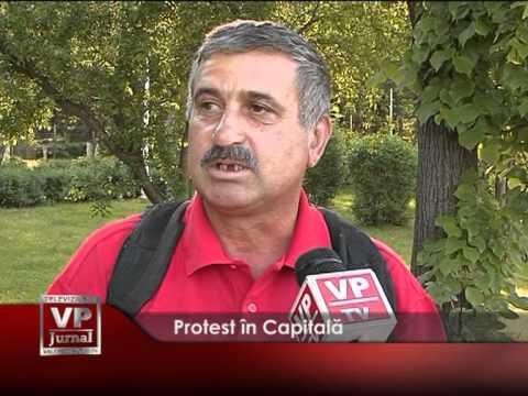 Protest în Capitală