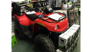 10. arctic cat dvx 90