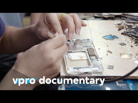 Producing the fairphone - VPRO documentary - 2016