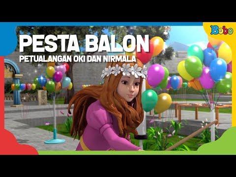 Dongeng anak-Fairy Tales Pesta Balon-Petualangan Oki Nirmala