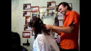 мытищи свадебные прически парикмахер на дом