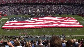 Video Star Spangled Banner   Titans Nissan Stadium   September 10, 2017 MP3, 3GP, MP4, WEBM, AVI, FLV Oktober 2017