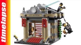 LEGO City! Rapina al museo - cosa c'è nella scatola? Timelapse video by Fortura Giocattoli