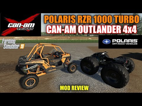 Can-Am Outlander XT 570 Tricky v1.0.5