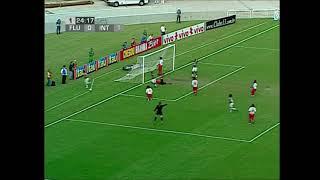 Fluminense 2 x 3 Internacional - Campeonato Brasileiro 2006