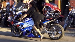 Video 77th Anniversary Daytona Bike Week 2018   Best of Main Street MP3, 3GP, MP4, WEBM, AVI, FLV Januari 2019
