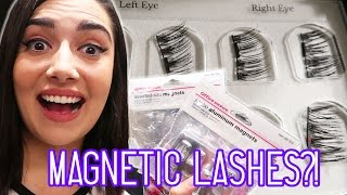 Video I Tried Magnetic Eyelashes MP3, 3GP, MP4, WEBM, AVI, FLV Agustus 2018