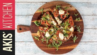 Gluten free homemade pizza | Akis Kitchen by Akis Kitchen