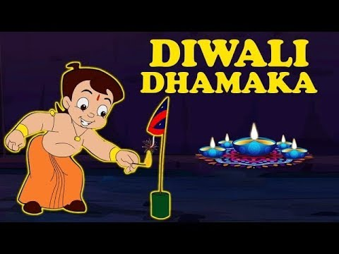 Video Chhota Bheem - Diwali Dhamaka in Dholakpur download in MP3, 3GP, MP4, WEBM, AVI, FLV January 2017