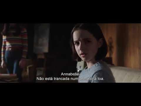 Annabelle 3: De Volta Para Casa - 27 de Junho no Kinoplex