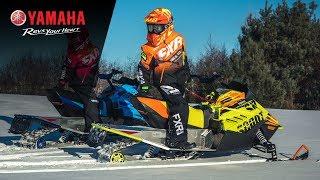 1. 2020 Yamaha Snoscoot ES and SRX120R - Highlights