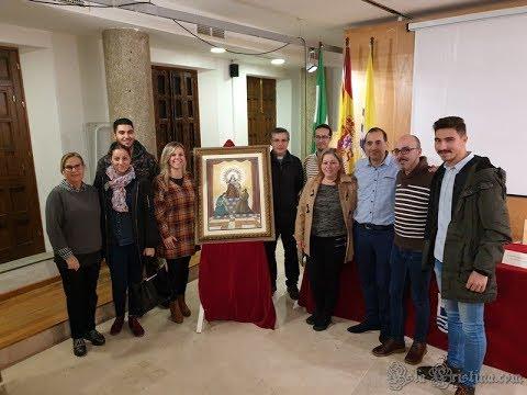 Presentación Cartel Navideño Consejo Hermandades de Isla Cristina