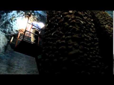 São Pedro do Butiá - escadaria da estátua - ...