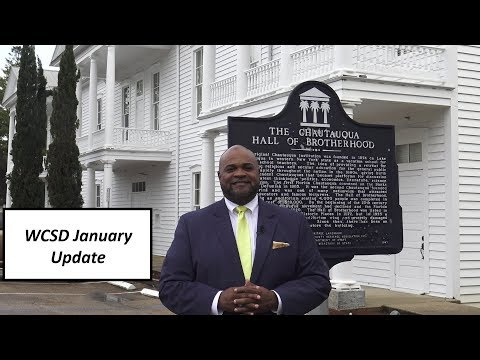 Superintendent's January Update