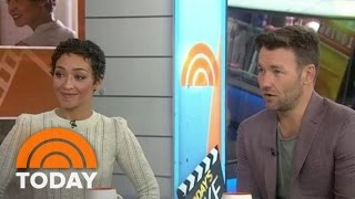 Nonton 'Loving' Stars Ruth Negga, Joel Edgerton On Film About Landmark Case | TODAY Film Subtitle Indonesia Streaming Movie Download