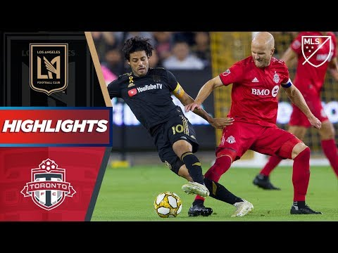 Video: LAFC vs. Toronto FC | HUGE VAR Penalty Call! | Highlights
