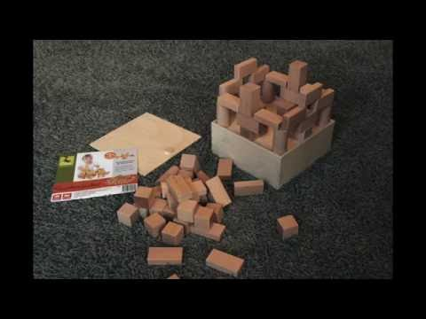 Test CreaBLOCKS Bauklötze