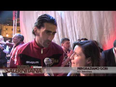 festa al vestuti, le interviste ai calciatori (parte 1)