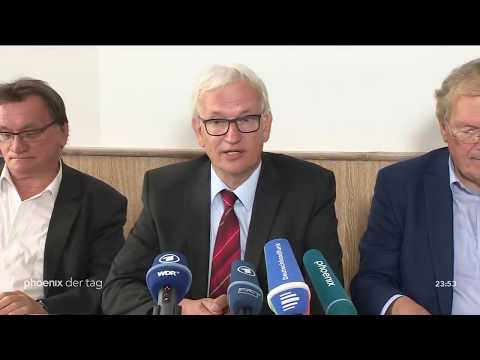 Pressekonferenz von BUND, DUH und VCD zum Dieselskandal ...