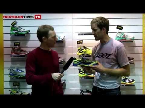 Zoot Kiawe und Ultra TT 5.0 auf der ISPO2012