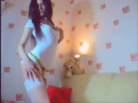 Alexa muy sexy en la webcam